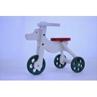 犬の三輪車